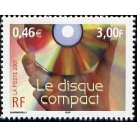France Yvert Num 3376 ** CD en 2001