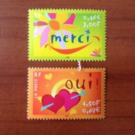 France Yvert Num 3379-3380 **   2001