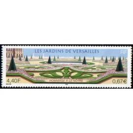 France Yvert Num 3389 ** Versailles en 2001