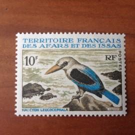 Afars et issas Num 329 ** MNH Birds Oiseaux