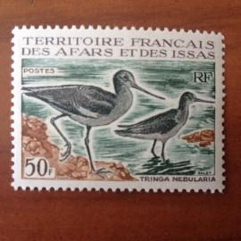 Afars et issas Num 331 ** MNH Birds Oiseaux