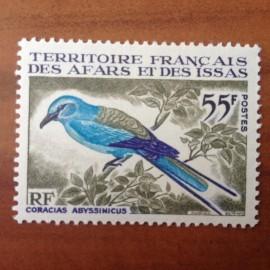 Afars et issas Num 332 ** MNH Birds Oiseaux