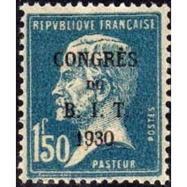 France num Yvert 265 ** MNH Pasteur BIT Année 1930
