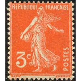 France num Yvert 278A ** MNH Semeuse Année 1932
