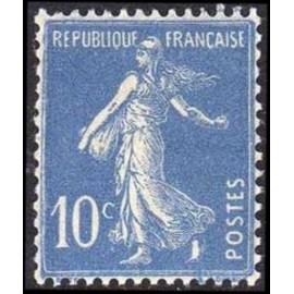 France num Yvert 279 ** MNH Semeuse Année 1932