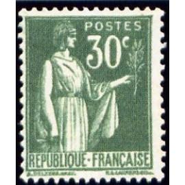 France num Yvert 280 ** MNH Type Paix Année 1932