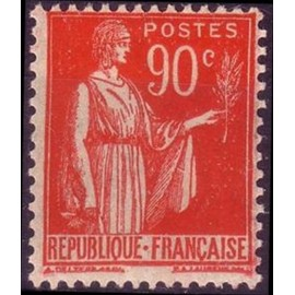 France num Yvert 285 ** MNH Type Paix Année 1932