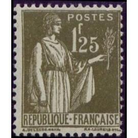 France num Yvert 287 ** MNH Type Paix Année 1932