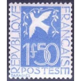 France num Yvert 294 ** MNH Colombe de la paix de Daragnes Année 1934