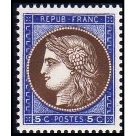 France num Yvert 348 ** MNH Pexip Année 1937