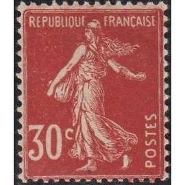 France num Yvert 360 ** MNH Semeuse Année 1937