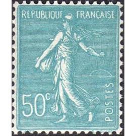 France num Yvert 362 ** MNH Semeuse Année 1937