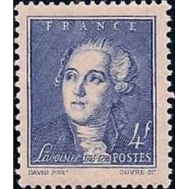 France num Yvert 581 ** MNH Lavoisier Année 1943