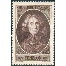 France num Yvert 785 ** MNH Fenelon Année 1947