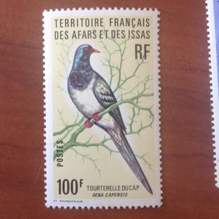 Afars et issas Num 429 ** MNH Birds Oiseaux