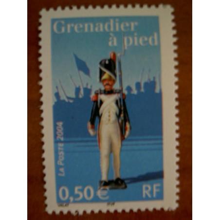 France num Yvert 3684 ** MNH Année 2004 Napoleon