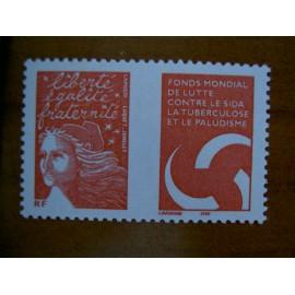 France num Yvert 3689 ** MNH Année 2004 Marianne Sida