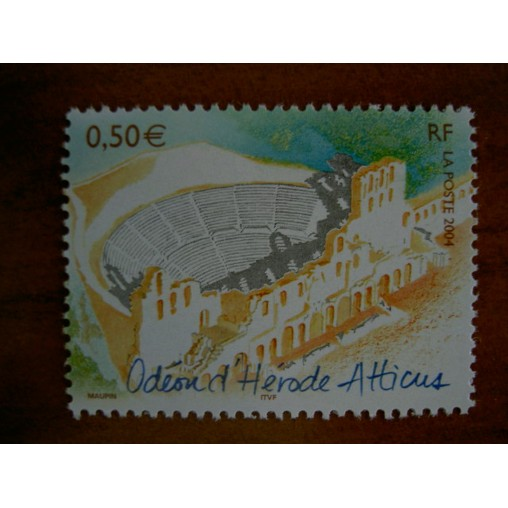 France num Yvert 3720 ** MNH Année 2004 Athénes grèce