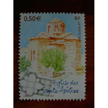 France num Yvert 3721 ** MNH Année 2004 Athénes grèce