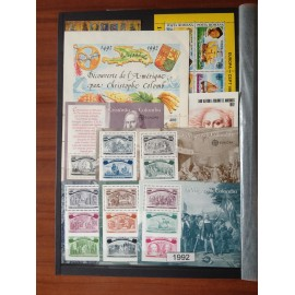 EUROPA ANNEE COMPLETE 1992 ** MNH