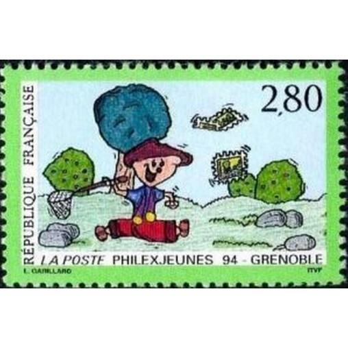 France Yvert Num 2877 **   1994