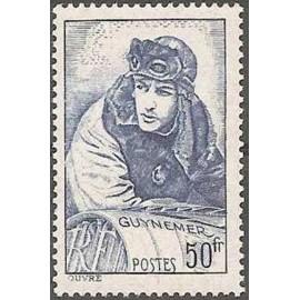 France num Yvert 461 ** MNH Guynemer Année 1940